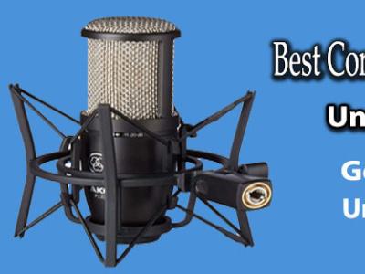 Best Condenser Microphones Under  $200