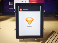 Sketch Documentation for your iPad