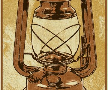 Fall Lantern