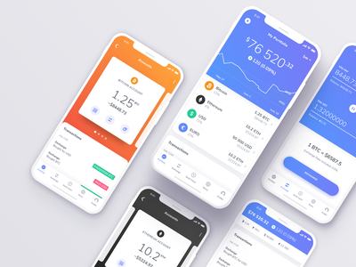 Cryptocurrency Trading Platform for iOS money ethereum bitcoin banking top juicy investment finance crypto exchange crypto currency crypto trading crypto wallet crypto interface minimal application ui ios mobile app