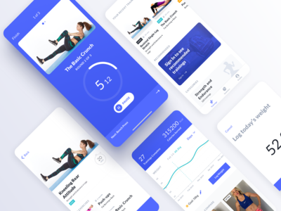 Smart Fit App