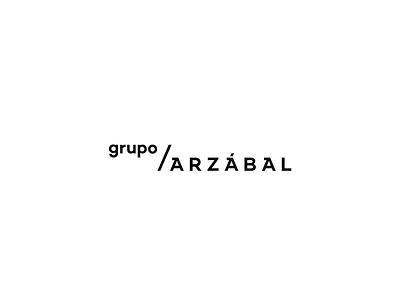 Grupo Arzábal Logotype restaurante marca logotipo group branding restaurant logotype brand logo