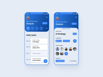 Daily tasks app apple mobile task dailytask dailytasks daily design concept app uiux ui ux