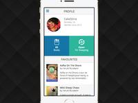 Bookswap Profile