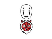 Miyazaki Faces