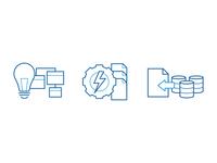 Business Intelligence Icons