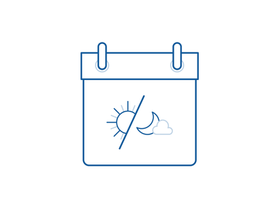 4 Types of Calendar Icons
