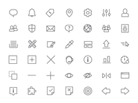 Custom Webchat Icon Set