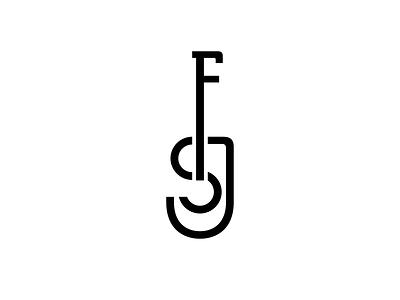 Blog Logo music mark logo guitar