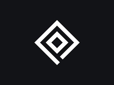 Q abstract logotype letter typography symbol logomark identity mark logo
