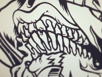 Toothy Lines