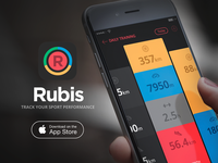 Rubis PRO - The Definitive Training Journal