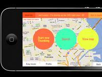 SocialThumbing - iPhone App