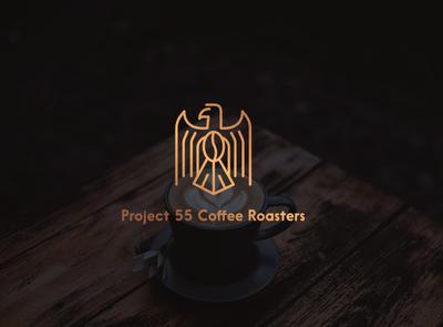 Eagle Coffee Creative Design conceptual design eagle logo amazing eagle coffee