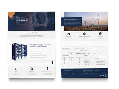 Echandia- Flyer Design graphicdesign flyer design flyer corporate clean modern design branding