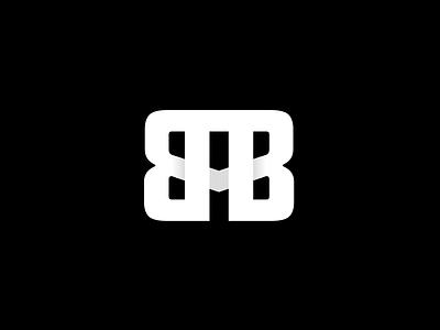 Personal logo font logotype black bb logo