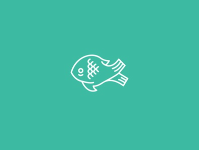 Fish icon icon fish logo fish