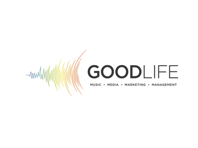 GOOD LIFE design logo branding
