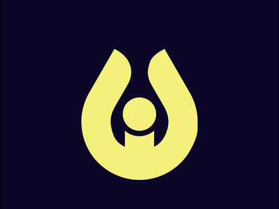 IW Logo Wi Logo graphic design wi-logo iw-logo লোগো ui illustration design wordmark logo typography lettermark branding flat minimal logo