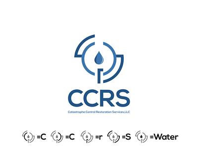 Monogram Logo graphic design ui illustration sccr ccrs monogram logo design wordmark logo typography lettermark branding flat minimal logo