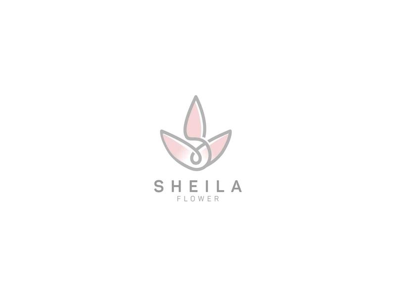 Sheila vector design icon logo