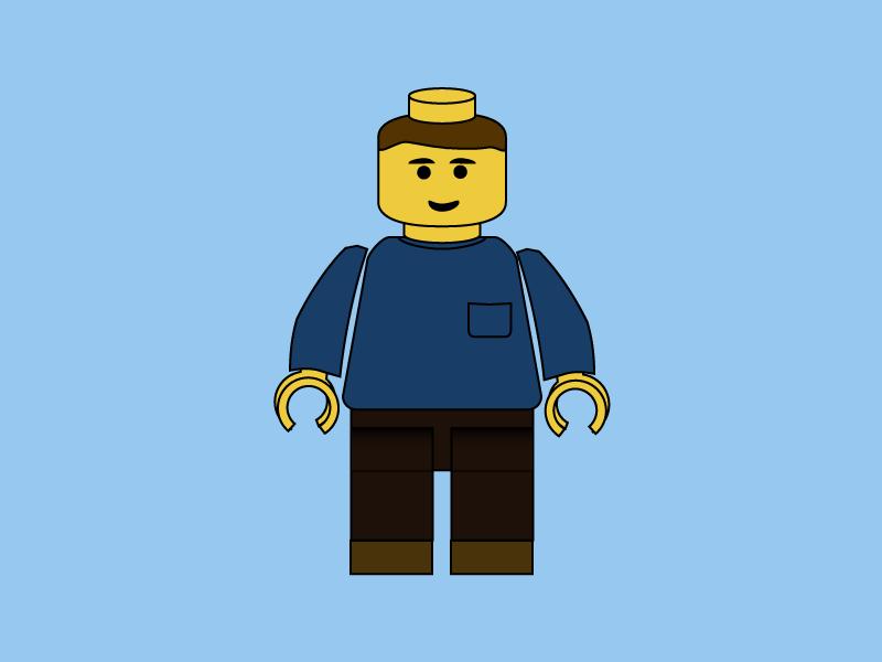 Lego city lego toys wixiweb illustration illustrator character vector arnolem