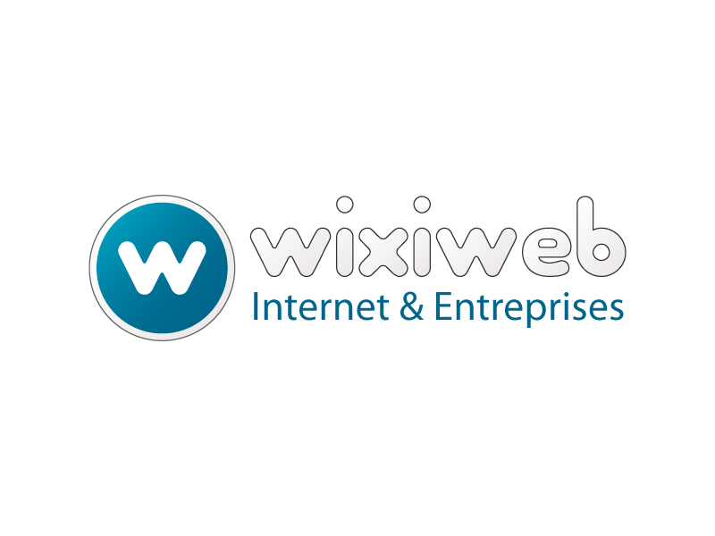 Wixiweb Logo 2012 web development wixiweb logo old agency w