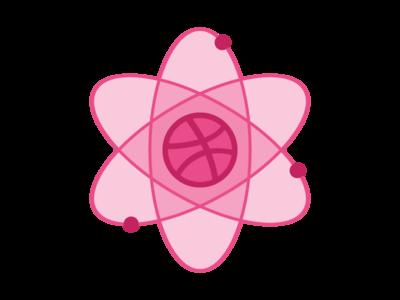 Dribbble Atom