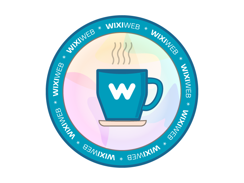 Wixiweb Coasters mug coffee illustration illustrator wixiweb sticker mule coasters coaster