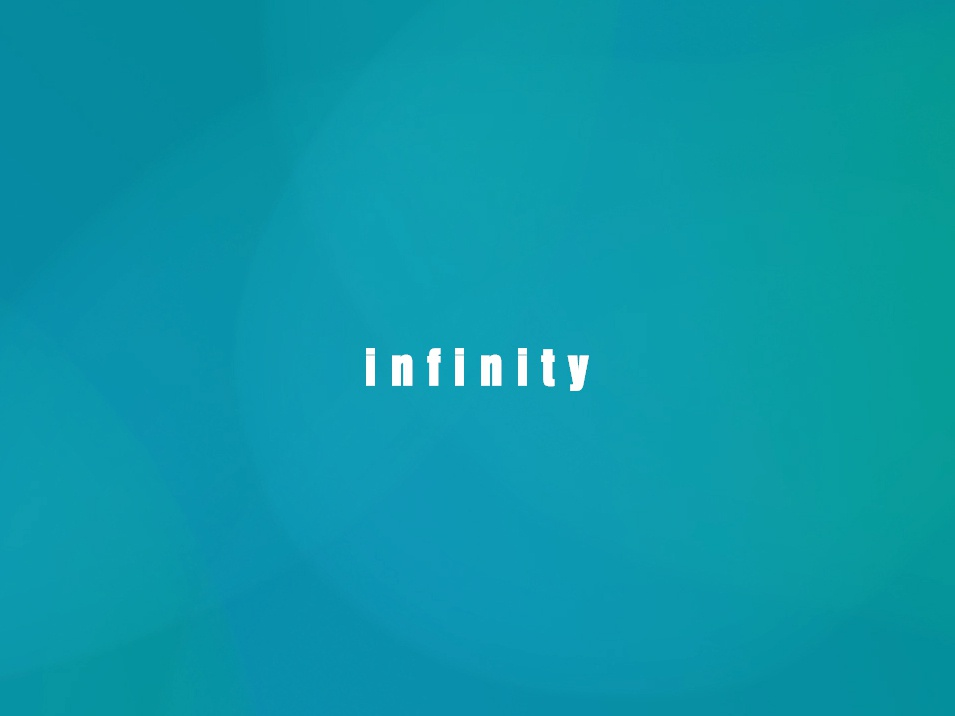 Infinity_test graphic art flat design