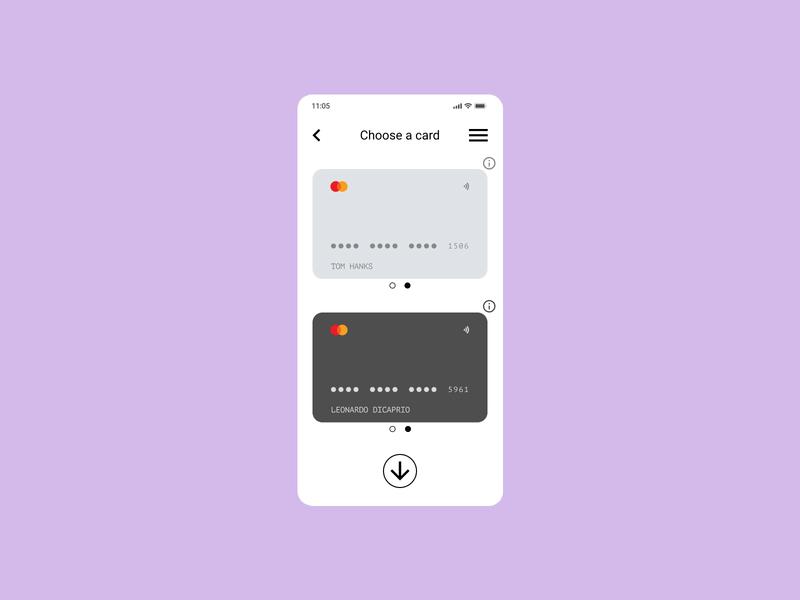 002 design card banccard figma daily ui dailyui dailyui002