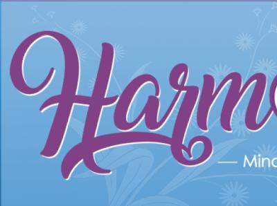 Harmony Brand Identity vector logo illustration design branding design branding brand identity brand design brand