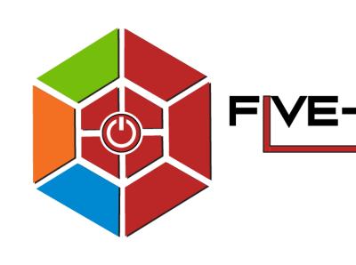 Five Nine Logos All Entities ui vector logo illustration design branding design branding brand identity brand design brand