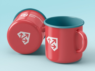 Homeschool Boss Mug Mockup