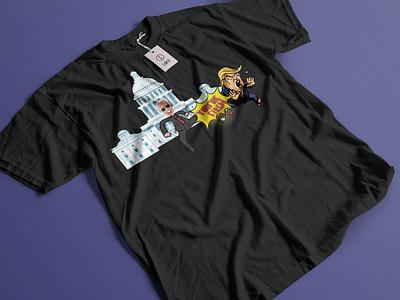 JEO BIDEN DESIGN vector animation icon branding illustration illustrator design t shirt design t shirt logo design logo