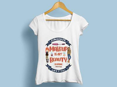 Girl t shirt design vector animation icon branding illustration logo logo design illustrator design t shirt t shirt design