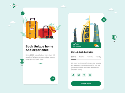 Trip App UI Design branding design top ux ui designer creative design mobile ui ux logo holiday design mobile ui ux ui design travellogo travelling dubai travel app ui design typography illustrator tripfest