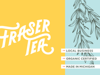 Fraser Tea Tag