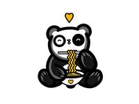 Eating Sleeping Panda