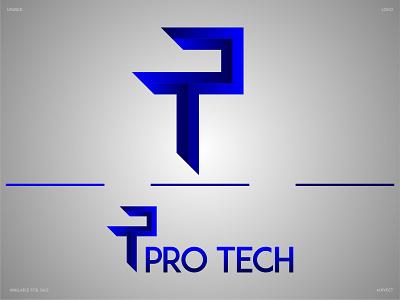 Pro Tech Logo | Unused presentation illustration logos brand designer art graphicdesigner logodesigner design branding graphicdesign logodesign logo design free logo design png logo design ideas logo creator logo trend logo folio logo design logo