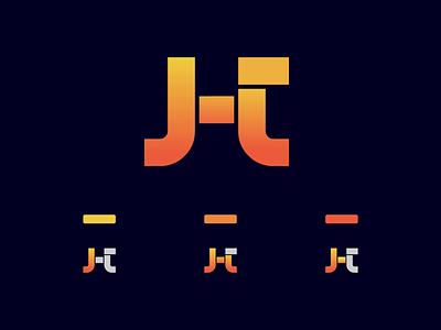 J H T Letter mark Logo 2 | Gradient Logo logo creator logo design illustration vector logos logodesigner brand branding design logo
