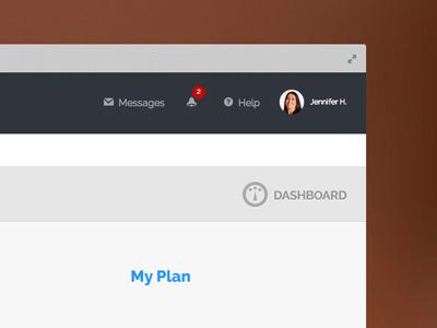 Client Dashboard Settings