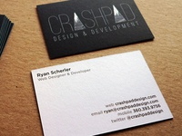 """New """"Lux"""" Business Cards"""