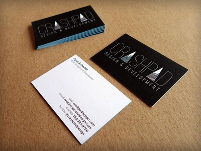 Lux business cards by ryan scherler dribbble lux business cards colourmoves
