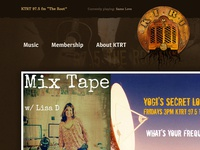 KTRT Website