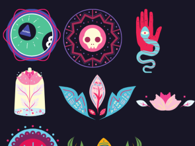 ❤️ icon illustration logo design