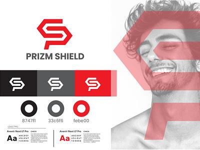 PS LETTER LOGO MARK - LOGO DESIGNER motion graphics typography wordmark lettermark minimalist top branding logo identity 2021 3d best shot on dribbble brand identity wallpaper