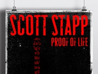 Scott Stapp Poster