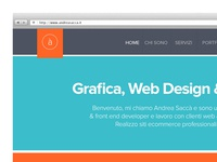Restyling sito web personale