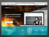 Home Page Restyling Portfolio